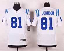 100% Stitiched,Indianapolis Colts,Andrew Luck,T.Y. Hilton,Andre Johnson,Pat McAfee,Coby Fleener,Frank Gore(China (Mainland))