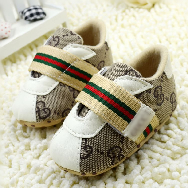 Cheap price Free shipping boy girl brand baby shoes good