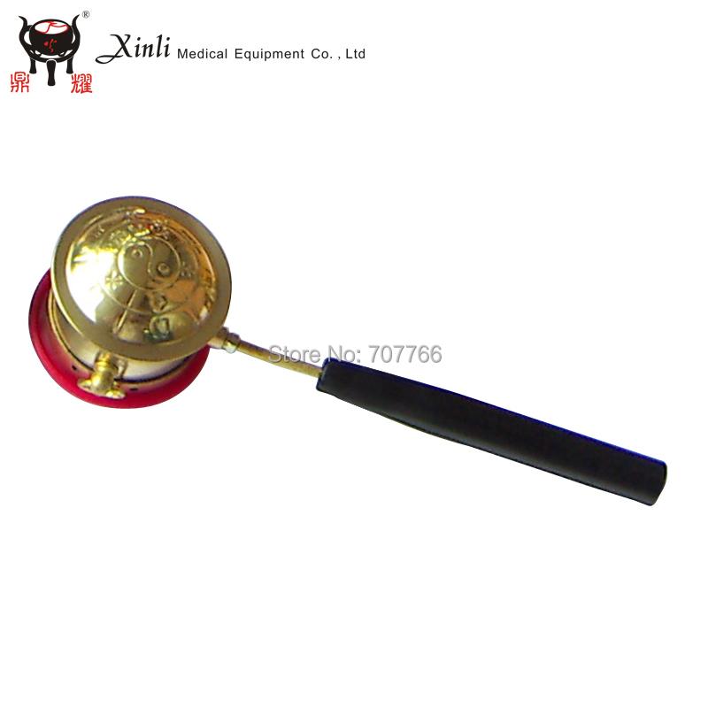 Brass moxa burner(China (Mainland))