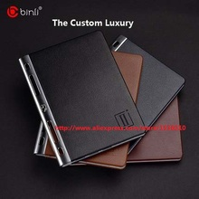 binli genuine leather 20000mAh Power Bank for mobile phone portable charger External battery pack for iphone 56 iPad air yoobaoo