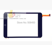 """Black/White New 7.85"""" RoverPad Air 7.85 3G Tablet touch screen touch panel digitizer glass replacement MT70821-V3 Free Shipping(China (Mainland))"""