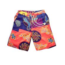 Men's Liene Blending Beach Surf Boardshorts Men Sea Shorts Swim Trunk Shorts Cotton Blending Men Beach Shorts Swimming Shorts