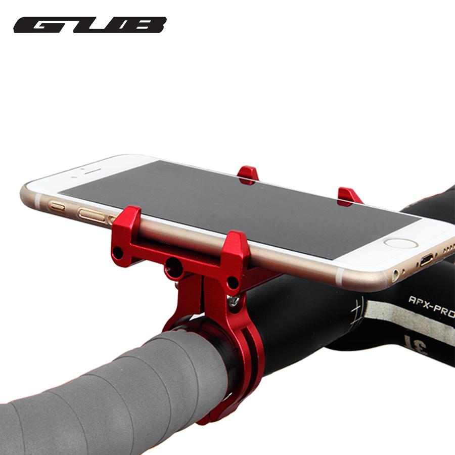 GUB Universal motorcycle MTB Bike phone holder on the handlebar Aluminum Alloy bicycle phone support gps bike accessories(China (Mainland))