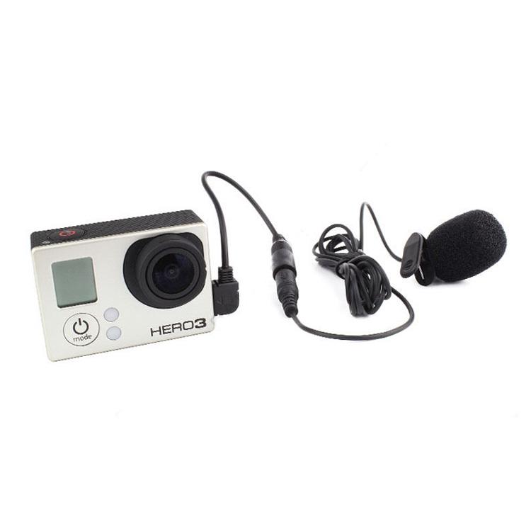 Gopro мини USB микрофон