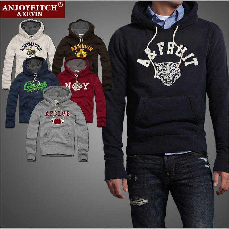 2015 New Arrival Hoodies Men's Fashion Brand Hoodies Sweatshirts Casual Sports Male Hooded Jackets