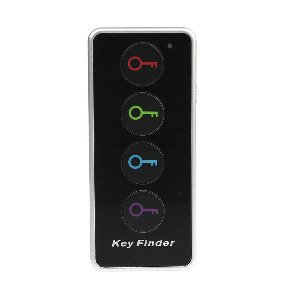 4 in 1 Wireless Remote Key Finder Smart Locater Alarm Phone Wallets Anti-Lost