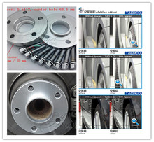 2 pieces, 5 x112, 66.6 mm, adapter, spacers, suitable Benz series, B, CLK, CLS, CL, C, E, ML, GLK, GL, R, SLK, SLR, SL, S - C M car RIGS store