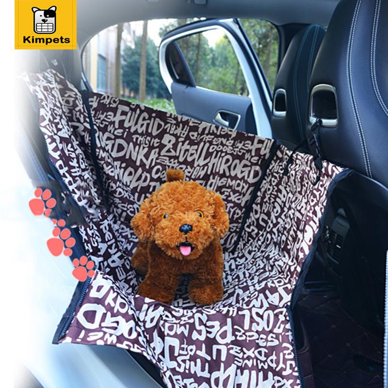 Puppy Safety Waterproof mats Hammock Protector Rear Back pet Dog Car mat Seat Cover Backseat Travel Outdoor Cover Mat(China (Mainland))