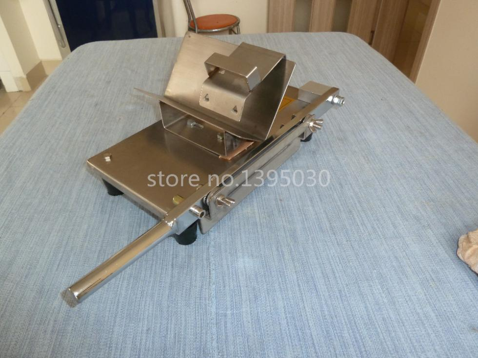 Buy 1pc Newest! Meat slicer, slicer, manual household mutton roll slicer, cut meat, meat planing machine, beef, lamb slicer Freeship cheap