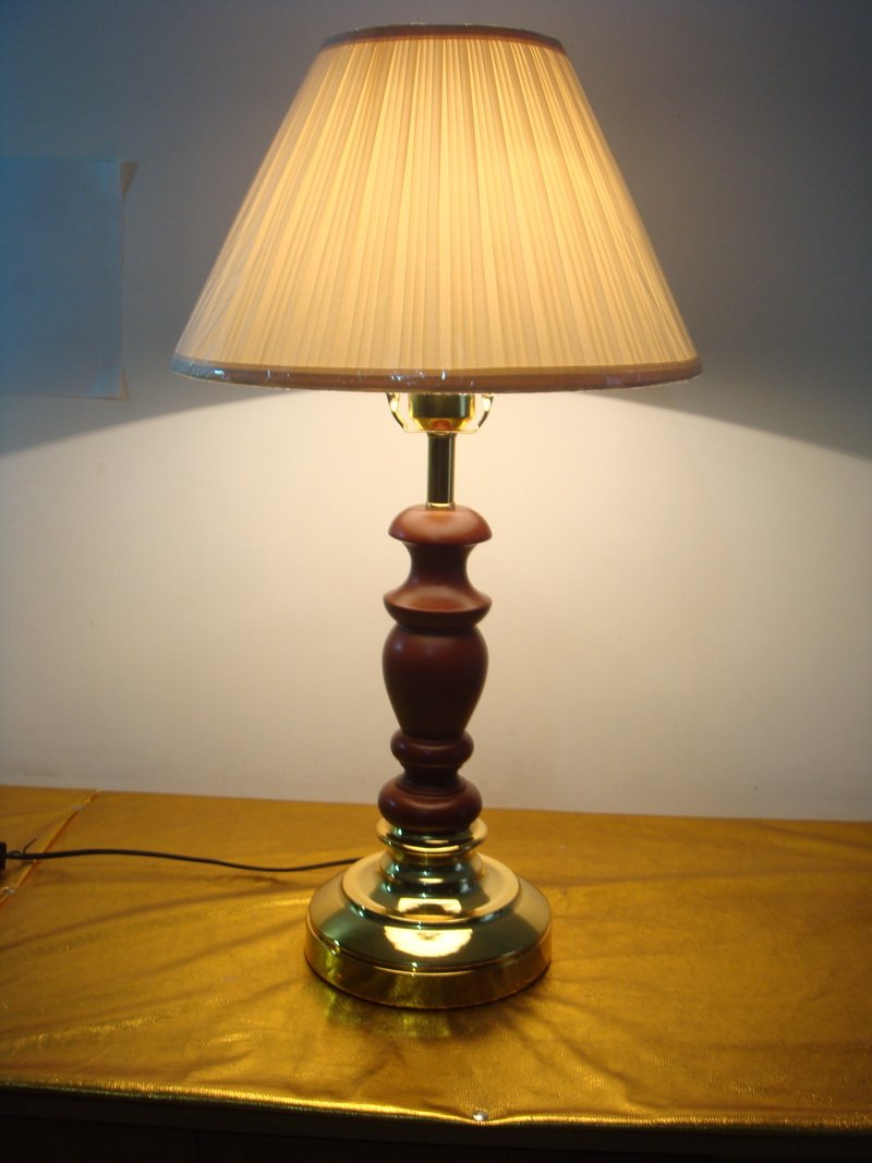 wooden table lamp in table lamps from lights lighting on