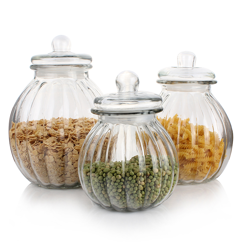 Pickle Jar Cruet Large