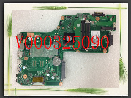 Best Quality for C55D C55DT Laptop Motherboard With CPU Series V000325090 100% Work Perfect(China (Mainland))