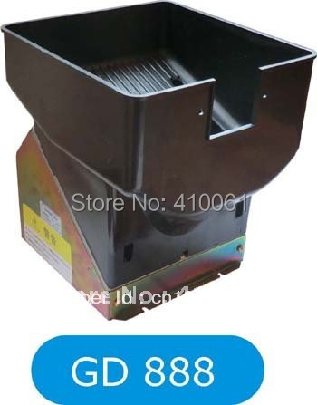 GD888 8 Hole coin hopper counter for arcade jamma slot game or vending machine sorters(China (Mainland))