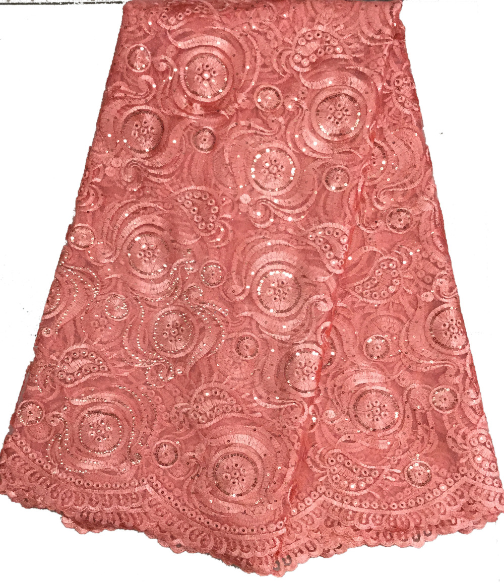 Buy 2016 hot sale nigerian french lace for Fabric material for sale