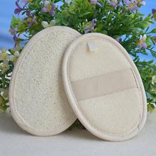 2 шт. естественная красота волоконно-люфой Luffa площадку скраб для тела кожи пилинг поломоечные ванна душ губкой автоаксессуары # M02086(China (Mainland))