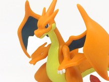 "Hot Anime / Game ""Pokemon X and Y"" Original Takaratomy Toys Action Figure Mega Charizard Y 8cm gift for child"