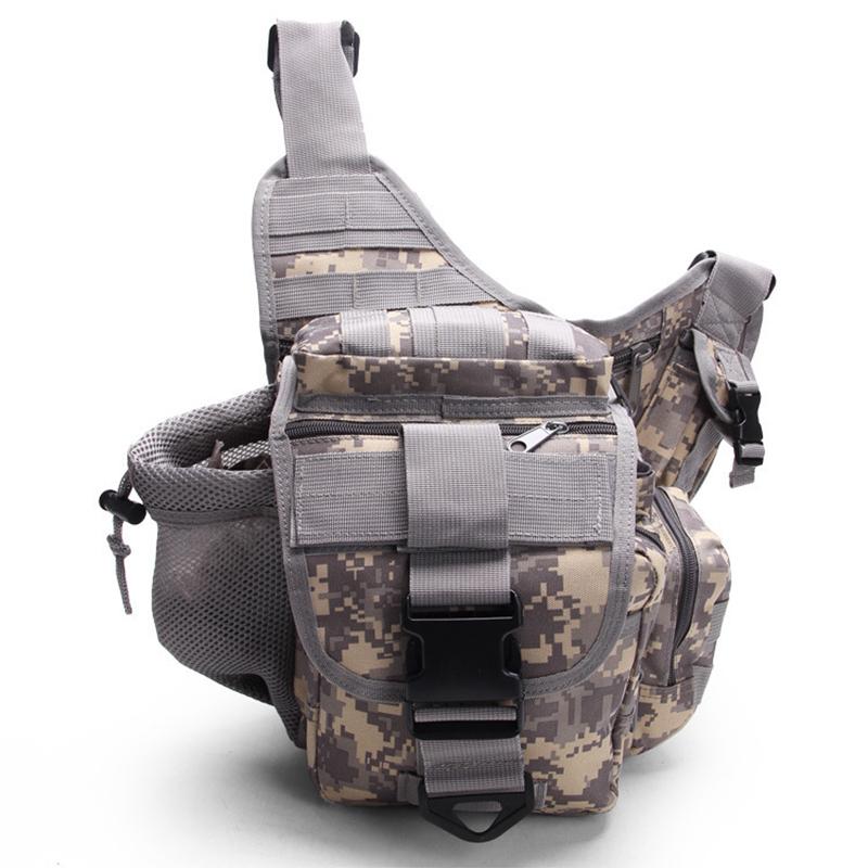 Tactical military handbags Camouflage travel shoulder bag Outdoor Sports camera bag Camping Hiking men Tactical messenger bag(China (Mainland))