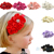 Baby Girls Chiffon Headband Hairbow Hairband Head Hair Band Flower Take Photo Beauty Accessories  hot Selling Wholesale 016A