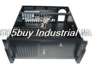4u450 industrial computer case server computer case hard drive computer case(China (Mainland))