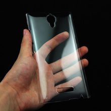 100pcs/lot For OPPO N3 U3 R5 R7 E3007 R8207 Top Quality Ultra Thin Crystal Transparent Clear Plastic Skin Cases Cover Phone Bag