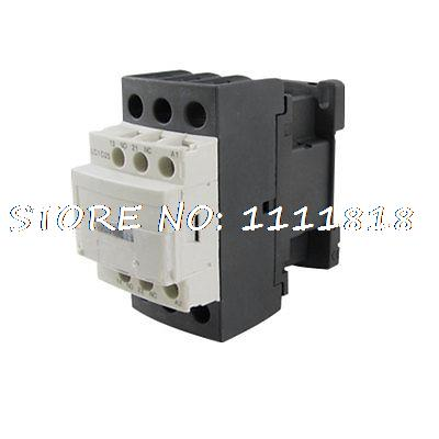 Motor Control AC Contactor 25 Amp 3 Phase 3-Pole 380V Coil LC1D25Q7C<br><br>Aliexpress