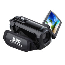 2016 newest Digital Video Camera DV DVR HDV-601S Full HD 1080P 20MP Camcorder  3'' TFT LCD 16x ZOOM HDMI audio Cam(China (Mainland))