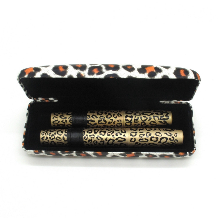 Wild Leopard Mascara 3D youniqued FIBER LASHES Love Like Alpha Waterproof Transplanting Gel&Natural Make Up Cosmetics (China (Mainland))