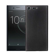 Buy Sony Xperia XZ Premium Case Carbon Fiber Case XZ Premium Hard Carbon Fiber TPU Back Soft Rubber Silicone Phone Cover Case for $2.99 in AliExpress store