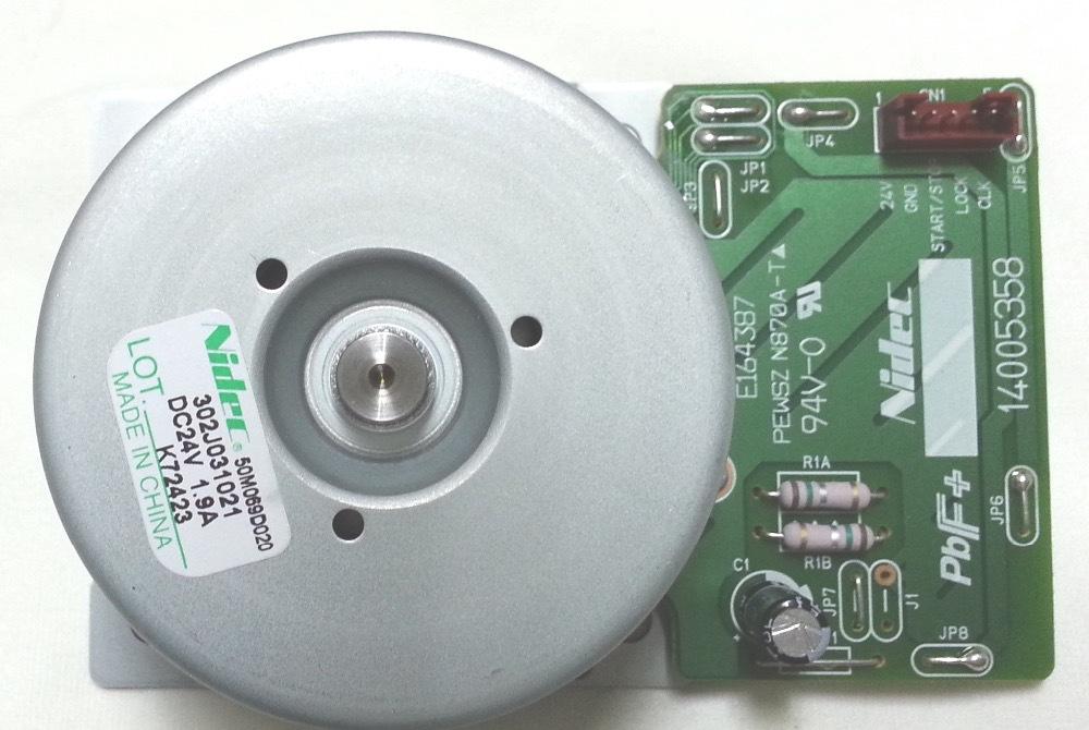 Фотография New Original Kyocera 302J031020 MOTOR MAIN for:FS-2020D 3925DN 4020DN 3040MFP 3140MFP