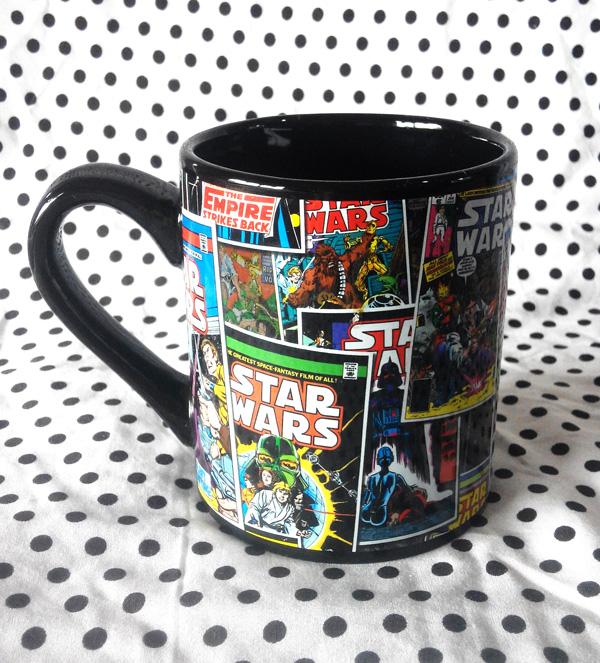 Star wars picture classic ceramic coffee milk tea breakfast cartoon cup movie mug drinkware LIMITED EDITION(China (Mainland))