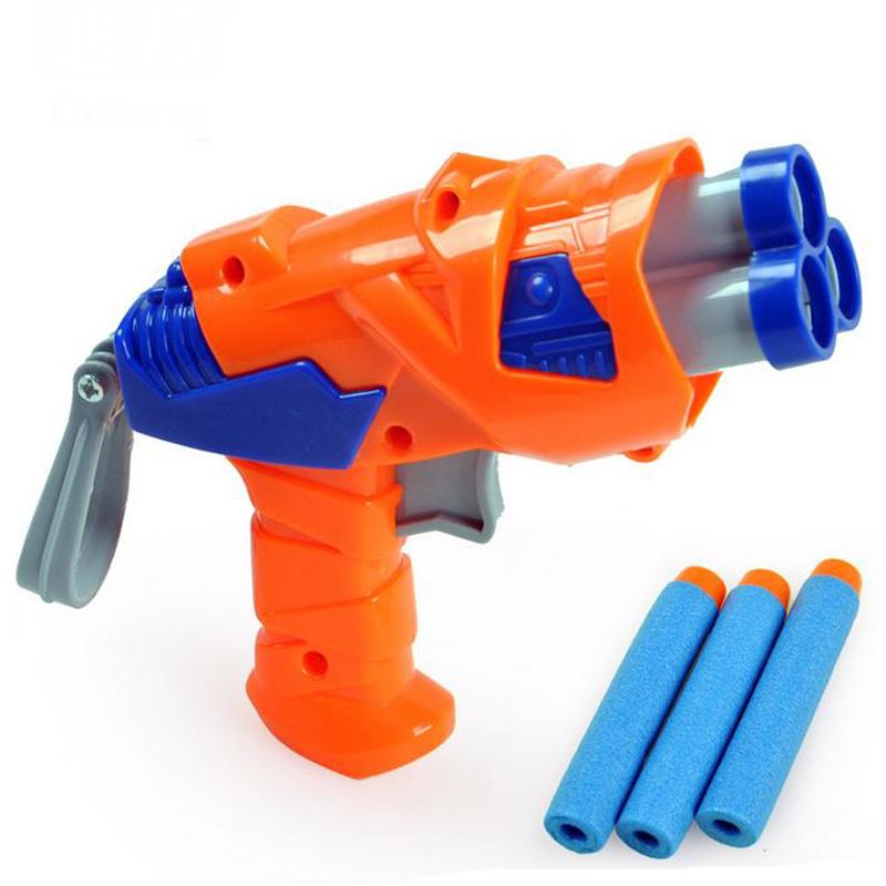Gun Toy Small Safety Plastic Nerf Gun Pistol Slugterra ...