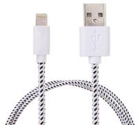 3m/10 피트 화려한 편조 나일론 8 핀 USB 충전 충전기 데이터 동기화 케이블 코드 아이폰 6 6 플러스 5 95 5g IOS 8 일치