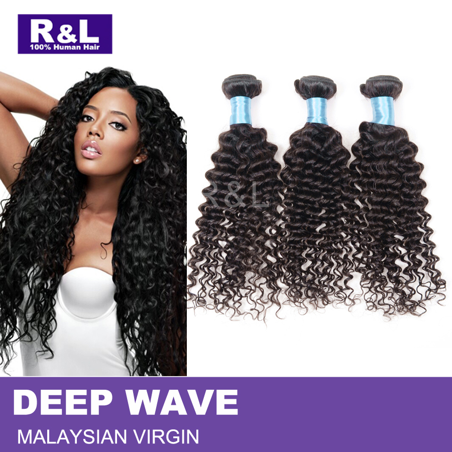 6a unprocessed malaysian deep curly virgin hair 3pcs lot malaysian virgin hair deep wave cheap human hair 100g bundles