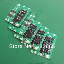 Free Shipping 18V 8A/10A BMS for 5 series of 3.6V/3.7V lithium ion battery pack 18.5V li-ion battery Protection board PCB/PCM
