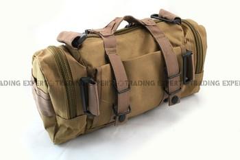 MOLLE sports bag Shoulder Waist Bag Sand WG-01-SD