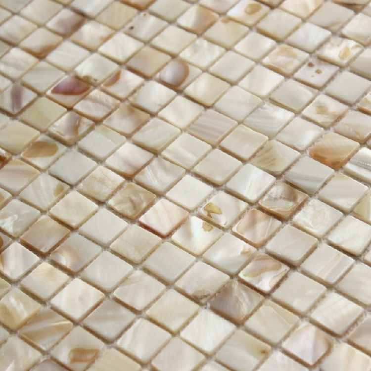 Wholesale 11 Sheets Mother Of Pearl Shell Tile Kitchen Backsplash Bathroom Wall Flooring Shower
