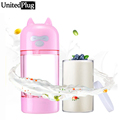 UnitedPlug Mini Portable USB Yogurt Maker Home Use Full Automatic Natoto Machine Borosilicate Glass Tank Ice