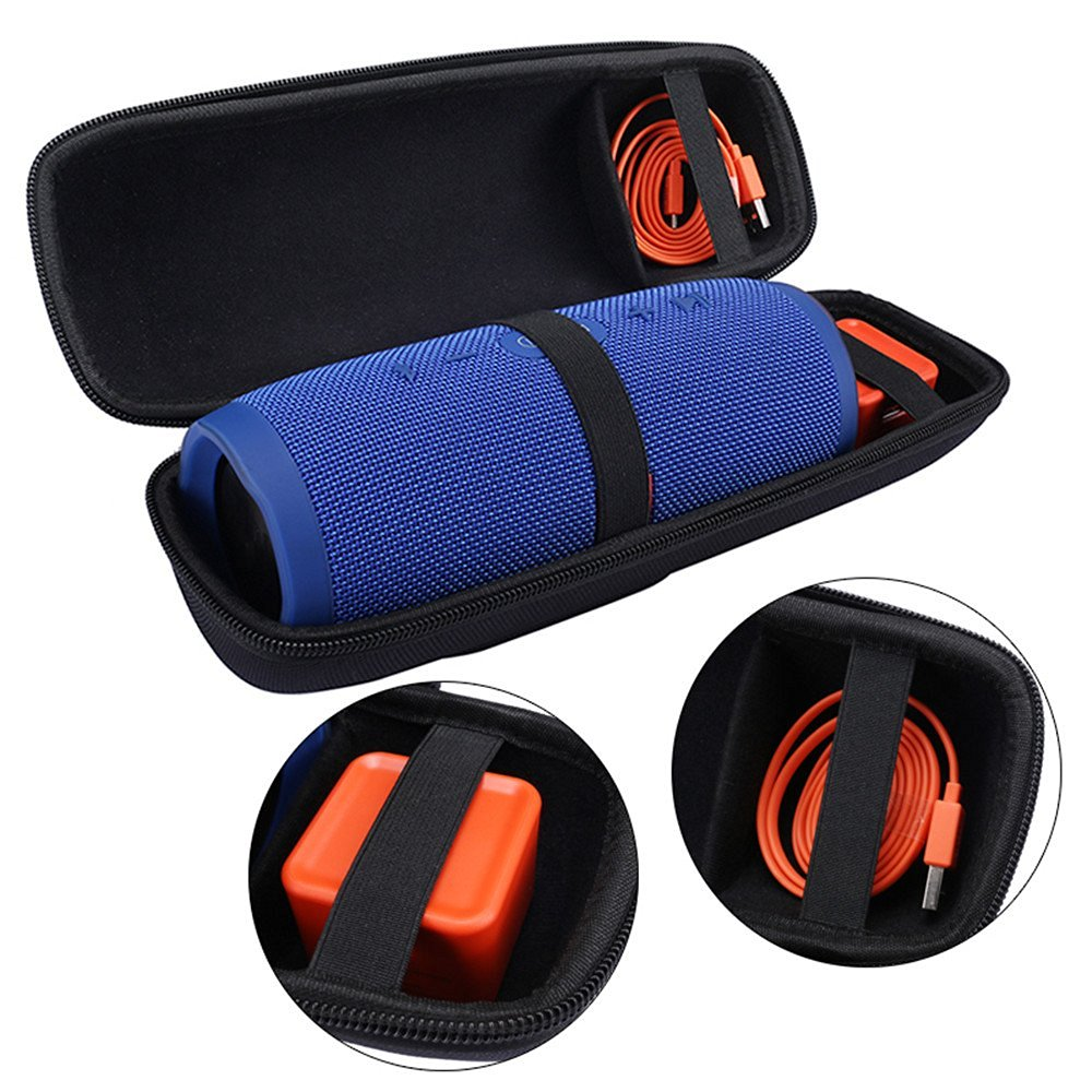 2017 New Multi-color Russia Travel Carrying Protective Carry Cover Case Bag For JBL Charge3 / Charge 3 Bluetooth Speaker(China (Mainland))