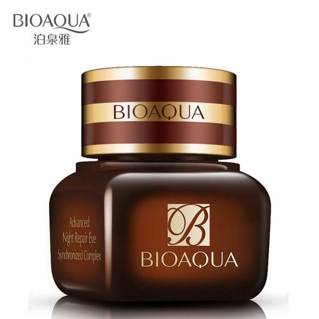 Новый крем для глаз бренд по уходу за кожей BIOAQUA удалить темные круги отбеливание ...