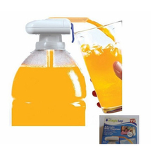 Automatic Juice Dispenser Magic TapSpillproof Coke Dispense Gadget Party Beer Gadget Machine Kitchen Gadget Accessories Supplies(China (Mainland))