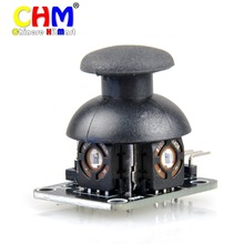 Buy Dual-axis XY Joystick Module KY-023 PS2 metal Game joystick module Arduino 50pcs wholesale #D007 for $40.84 in AliExpress store
