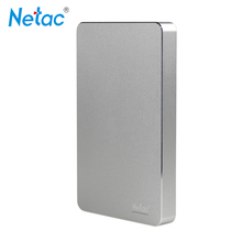 Netac Original K330 USB3.0 External Hard Drive Disk 2TB 1TB 500GB HDD Metal Housing HD Hard Disk With retail packaging(China (Mainland))