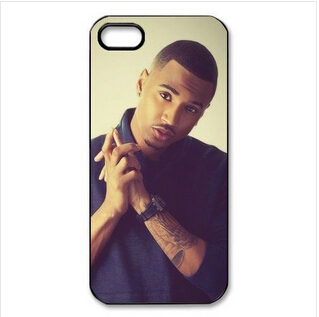 Cool Boy Trey Songz phone cases for iPhone 4 4s 5 5s 5c 6 6s plus samsung galaxy S3 S4 S5 Mini S6 Edeg Note 2 3 4(China (Mainland))
