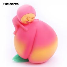 Japan kobito – dukan farm elves Piggy bank fart peach king the original bulk doll