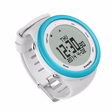 Buy SUNROAD FR852A Digital Smart Sports Men Watch -5TM Waterproof Outdoor Altimeter Compass EL Backlight Watch, Blue for $135.99 in AliExpress store
