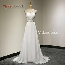 Krásné svatební šaty z Aliexpress