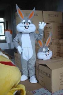 Здесь можно купить  Cheap Bugs Bunny Rabbit Adult Dress Cartoon Mascot Costume  Одежда и аксессуары
