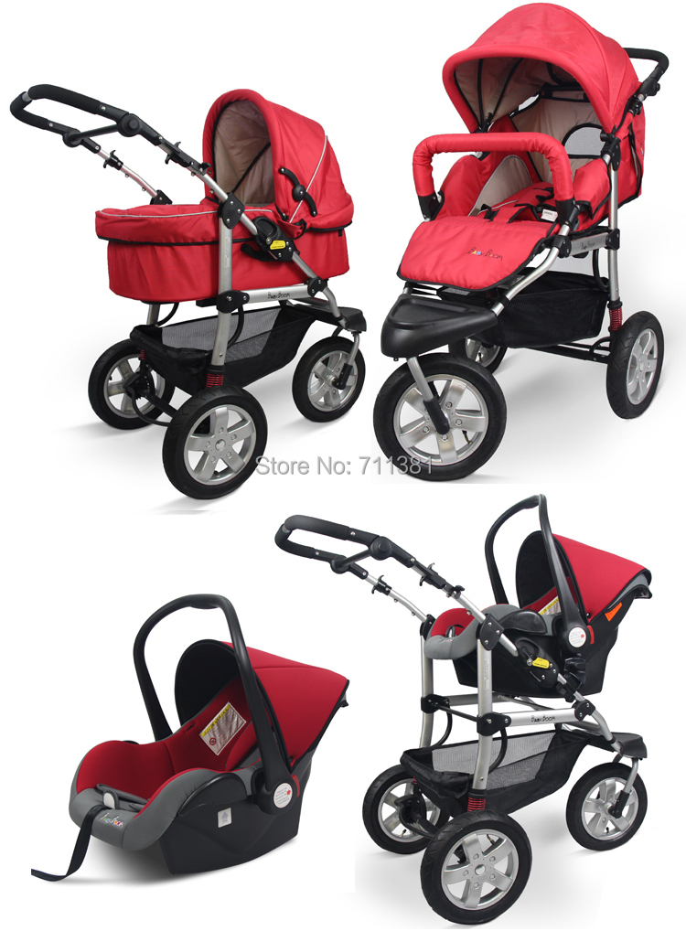 3 Wheel Stroller With Car Seat Reviews - Seat