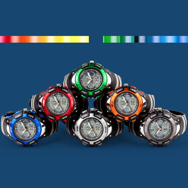Zegarek dziecięcy sportowy SKMEI różne kolory