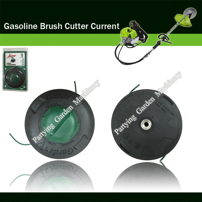 Free Shipping New style petrol grass mower grass trimmer head/brush cutter head grass cutting machine gasoline lawn mower D-22(China (Mainland))